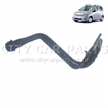 TOYOTA YARIS MK1 VERSO MPV MODELS FROM 1999 TO 05 PETROL FUEL NECK FILLER PIPE